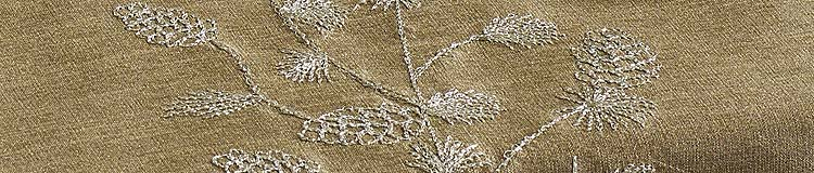 Embroidered Larch