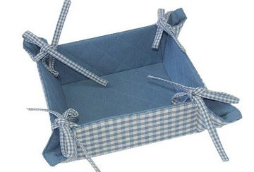 Auberge bread basket blue - Walton &amp Co