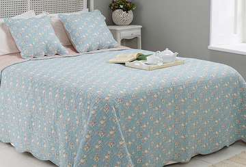 Emily quilt king (260x260cm) - Walton & Co