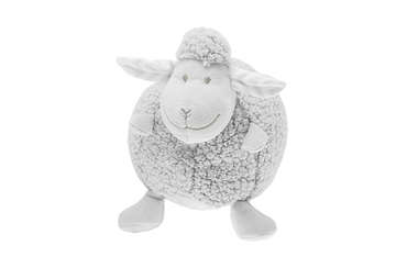 Cuddles lamb toy grey - Walton &amp Co