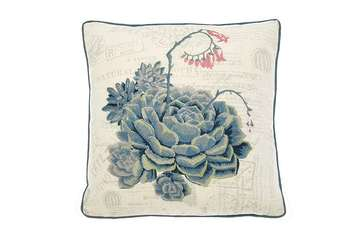 Amazon succulent cushion - Walton & Co